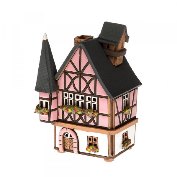 Ceramic candle house/Aroma diffusor A005