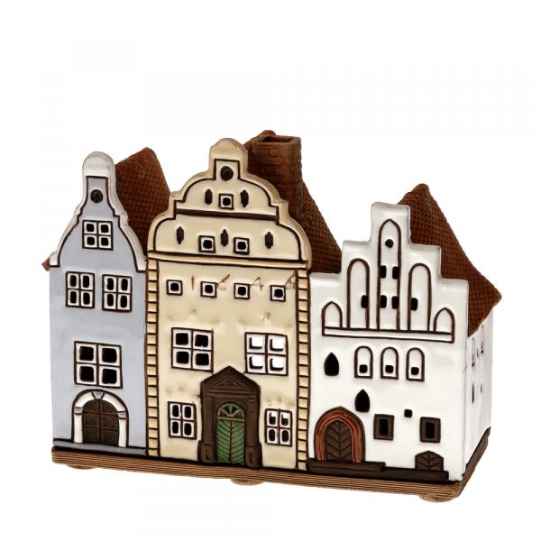 Ceramic candle house/Aroma diffusor B034