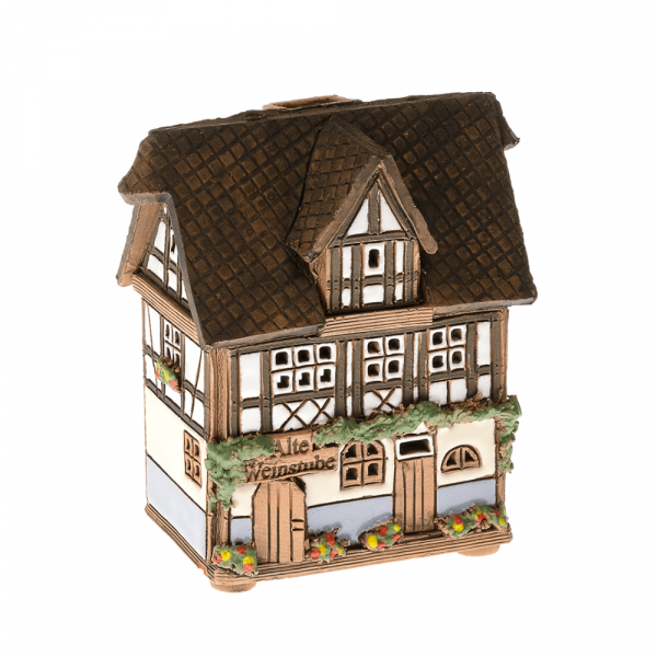 Ceramic candle house/Aroma diffusor B040