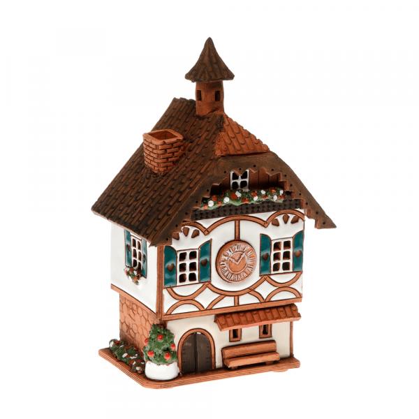 Ceramic candle house/Aroma diffusor B046