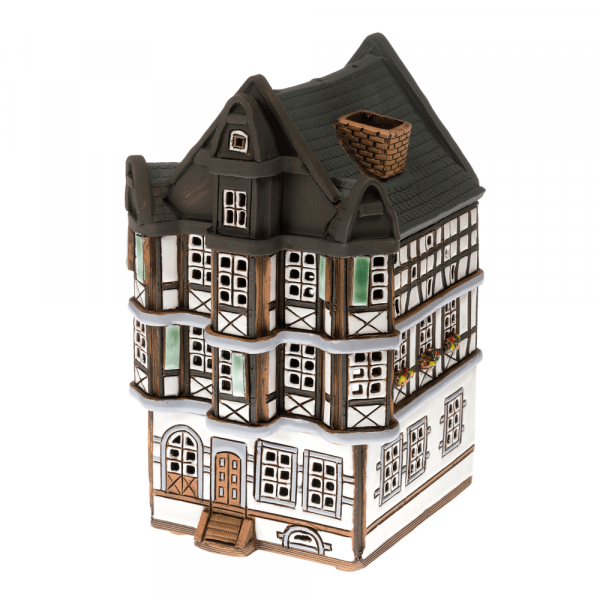 Ceramic candle house/Aroma diffusor D010