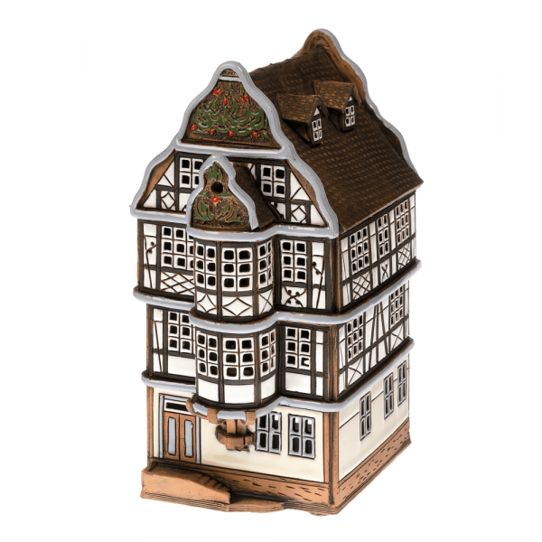 Ceramic candle house/Aroma diffusor D011