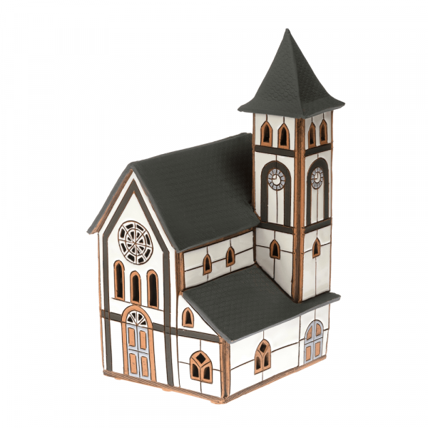 Ceramic candle house/Aroma diffusor D013