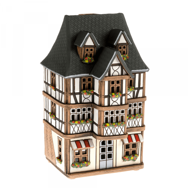 Ceramic candle house/Aroma diffusor D028