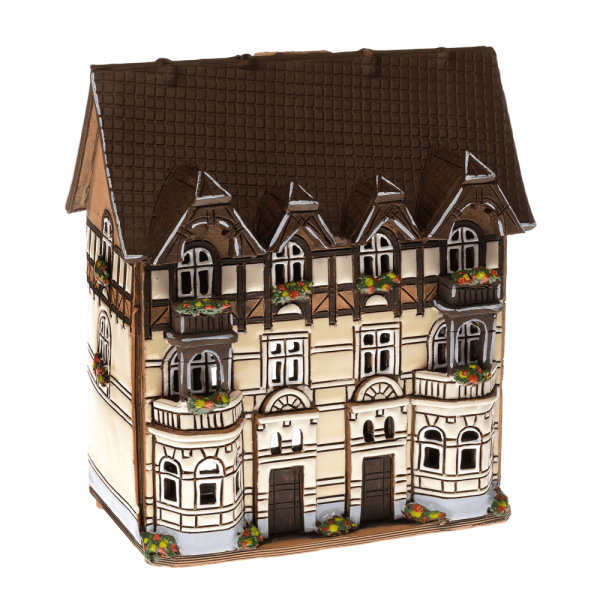Ceramic candle house/Aroma diffusor D048